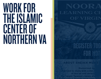 Work for the Islamic Center of Northern Virginia