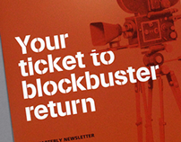 Cinema Capital Newsletters