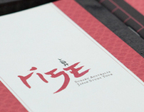 """""""Rise"""" Japan Study Tour Launch Pack"""