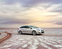 Campaign: Hyundai i40 for Innocean