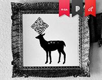 Mystical shiljur deer - NOA self promo
