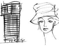 Ann Field Illustration