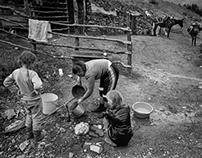 Albanian shepherds