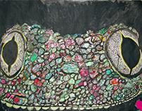 The Grin by Melissa J. Aguiar