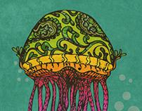 Colored Illustration