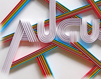 August Typography