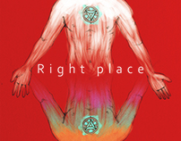 Right place - glow