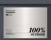 100% OUTDOOR for kenkoon