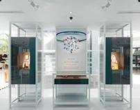 Tiffany Diamond Pavilion