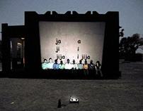 Kinkajou: Microfilm Projector
