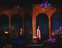 Private Lives- Lighting Design