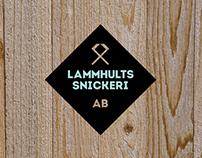 Lammhults Snickeri branding