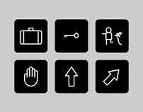 Hotel Pictograms - Full Version