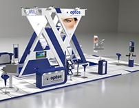 Optos Dubai Exhibition
