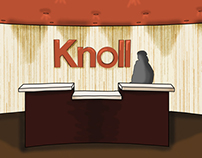Corporate Design - Knoll Showroom