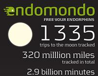 Endomondo Infographic