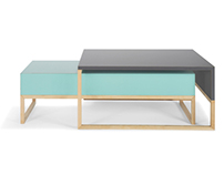 CUBIS coffee table by SAYS WHO