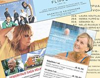 Newspaper Ads (Sunborn Group)