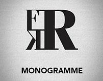 FRK -  Monograme