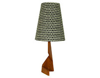 Levi - Restyled Vintage Table Lamp