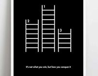 Conqueror Typographic Games
