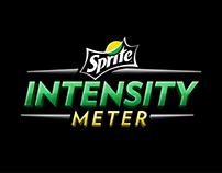 Sprite Dunk Intensity Meter
