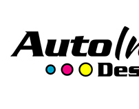 AutoInk Logo Redesign