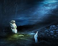 Fablehaven // Teaser for books II, III, IV, V