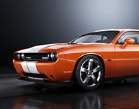 Dodge challenger 392 hemi