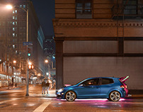 Campaign: VW Performance for Deutsch LA