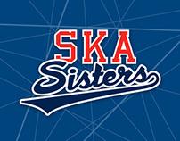 SKA Sisters Cheerleading Team