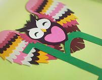 Monogram Zoo: Owl