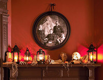 Good Housekeeping Magazine - Halloween Spirit Photo