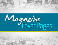 Magazine Cover Pages