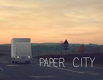 Paper City (VFX short)