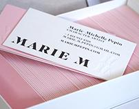 Marie M - Character artist