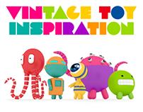 Vintage Toy Inspiration