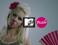MTV Push branding