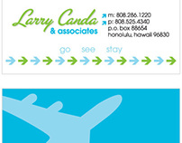 Business Card: Tour + Travel Guide
