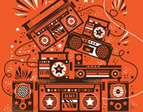 Música y Skate - Music and Skate