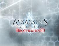 ASSASSIN'S CREED BROTHERHOOD Menu & HUD design