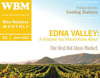 Wine Business Monthly - Redesign
