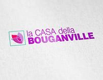 la Casa della Bouganville - Logo Design