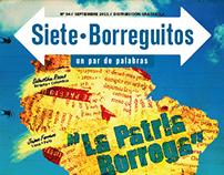Magazine covers for Siete Borreguitos