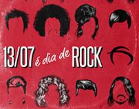 Bradesco Dia do Rock (Facebook)