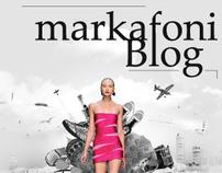 Press Kit for a Fashion Blog