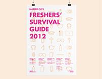 Napier Christian Union: Freshers' 2012