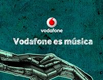 Vodafone es música
