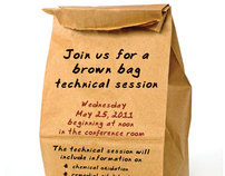 Invitation to Brown Bag Session