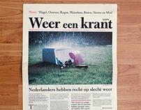 Weer een krant